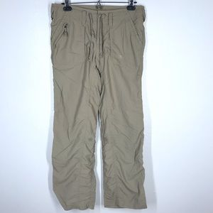 THE NORTH FACE Convertible Trekking Hiking Pants 8